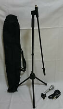 IBIZA impostare il microfono Dinamico con cavalletto Cavo Monte SMpack #3090