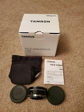 TAMRON 1.4x Teleconverter TC-X14N (Nikon F mount) ~ EX Condition!