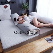 Single Double Queen King Memory Foam Tatami Mattress Topper Latex Mattress  Bed