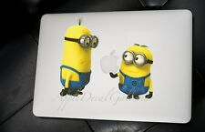 Despicable Me Minion Decal Sticker Skin for Macbook Pro Air 11 13 15 17 in MN