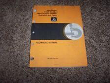 John Deere 540D 548D Grapple Skidder Operation & Test Technical Manual TM1439