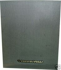 "(2pcs)Cerwin Vega fine mesh speaker grill 17-3/8""X21-1/4"""