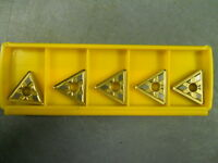 Kennametal Carbide Inserts TPMG433UP Grade KC9240 Qty. 5 USA #3403901