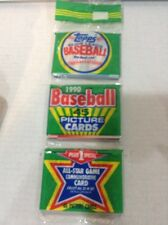 1990 Tops Major League Baseball 45 Picture Cards Plus One All-Star Game Card NEW