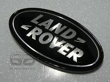 RANGE Rover Sport Vogue Evoque Gloss nero sovralimentato posteriore posteriore portellone BADGE