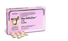 Bio influzinc + Vitamina C - 90 Pastillas por Pharma Nord-Defensa contra un resfriado