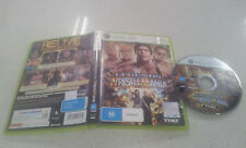 Wwe Legends of Wrestlemania Xbox 360 Game PAL
