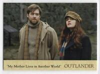 "Outlander Season 2 (2017) RAINBOW FOIL BASE Card #67 / ""MY MOTHER LIVES IN . . ."