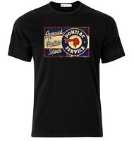 Approved Pontiac Service - Graphic Cotton T Shirt Short & Long Sleeve