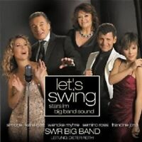 "LET'S SWING ""STARS IM BIG BAND SOUND"" CD NEU"