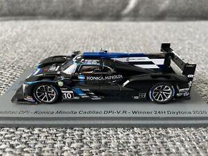 1/43 Spark 2020 Cadillac DPi Konica Minolta Winner 24h Daytona 43DA20