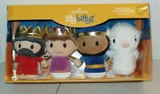 Hallmark ~ Itty Bittys Nativity Set ~ Wise Men and Sheep Collector Set New Nib