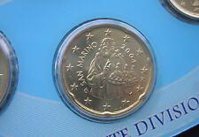 SAN MARINO 20 Cent 2004 aus dem KMS