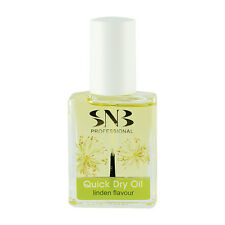 Snb Professional Manicure Cuticles Nails Quick Dry Oil Linden 15ml / 0.5 oz