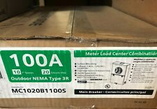 SIEMENS MC1020B1100S - METER LOAD CENTER COMBINATION