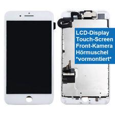 iphone 7 Plus (5.5) LCD Display Vormontiert Weiss Einheit Versand