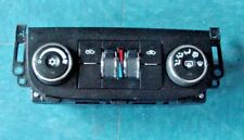 08 Chevorlet Impala Used Climate Control Heating And Air Conditioning