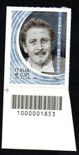 2018 Domenico Modugno - appendice sinistra con codice a barre *1853 (#3)