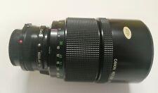 Canon FD 500 mm F8 mirror lens