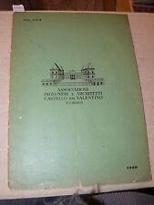 Associazione ingegneri e architetti Castello del Valentino Torino