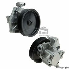 One New Genuine Power Steering Pump 0044668501 for Mercedes MB ML350 R350
