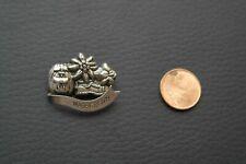 NASSEREITH vintage Pin  Anstecknadel selten