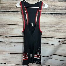 Performance Ultra Bicycle Mens Size XL Padded Bib Overalls Cycling Jersey