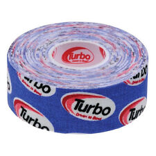 """Turbo Bowling Driven To Bowl 1"""" Roll Skin Tape BLUE Hada Patch"""