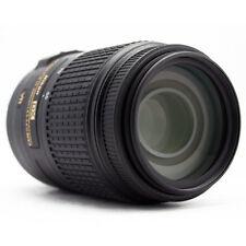 Nikon AF Auto & Manual Focus SLR f/5.6 Camera Lenses