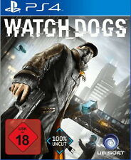 Watch Dogs (Sony PlayStation 4, 2014, DVD-Box)
