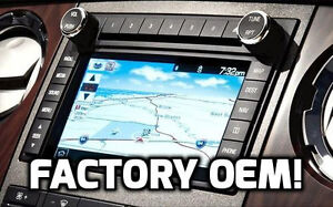 FACTORY OEM FORD® SUPERDUTY F-250 F-350 GPS SYNC 1 NAVIGATION RADIO UPGRADE!