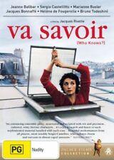 Va Savoir (DVD, 2008) - Region 4