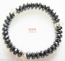 Hematite Beaded Fashion Bracelets