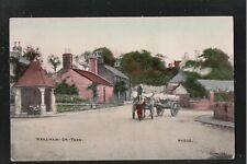 Brittain & Wright Neasham on Tees 1906 Postcard ~ Near Darlington Co Durham