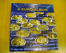 Leuchtturm NUMIS 2-EURO-Vordruckalbum Euro-Länder Bd 7. 2018