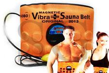 3 in 1 Sauna belt Massager Slimming Vibrating,acupressure Vibration Fat Burner
