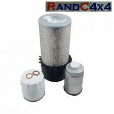 Land Rover Defender 200Tdi Service Filter kit Oil Air Fuel