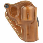 """Galco SPD192 Speed Paddle Holster For Ruger SP101 3"""" Barrel RH Tan"""