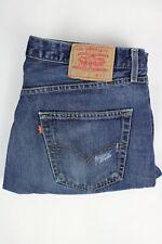 Mens Vintage LEVIS 508 Denim Jeans W36 L32 Regular Tapered Leg Blue