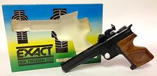 Pistola giocattolo Edison Giocattoli EXACT High Precision 22LR nuovo anni 80
