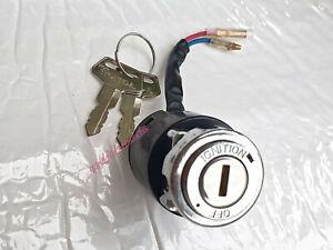 Honda CT90 Trail 90 K1-K6 Main Ignition Switch Key Comb on off Engine