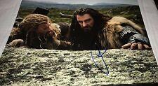 Richard Armitage Hobbit Thorin Hand Signed 11x14 Photo Autographed W/COA