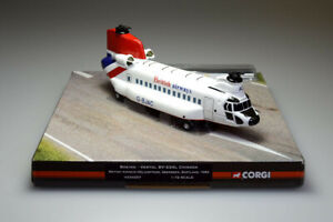Corgi Aviation Archive Legends AA34207 Boeing CH47 Chinook Diecast Display Model