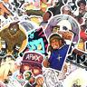 50 hip Hop Rock Rap Stickerbomb x Retrostickern Aufkleber Sticker Mix Decals