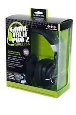 Xbox 360 Wireless Headset Black Headband Headsets for Microsoft Xbox 360