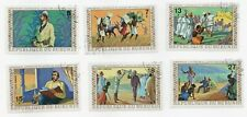 1973 Burundi Dr Livingstone And Stanley !00 years of Exploration In Africa Set