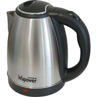 INFAPOWER 1.8L STAINLESS STEEL CORDLESS KETTLE (MODEL NO. X503)