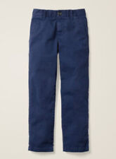 Boden. Mini Boden Boys Navy Chino Trousers. Age 8