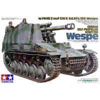 """Tamiya 35200 German Selp-Propelled Howitzer """"Wespe"""" 1/35"""