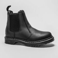 Dr. Martens Block Casual 100% Leather Upper Shoes for Women